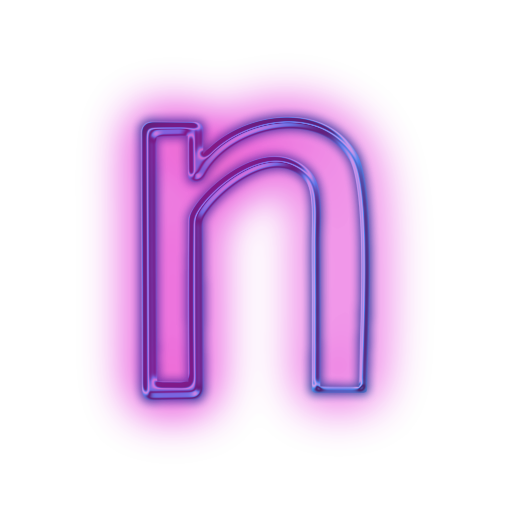 Letter N Icon Images