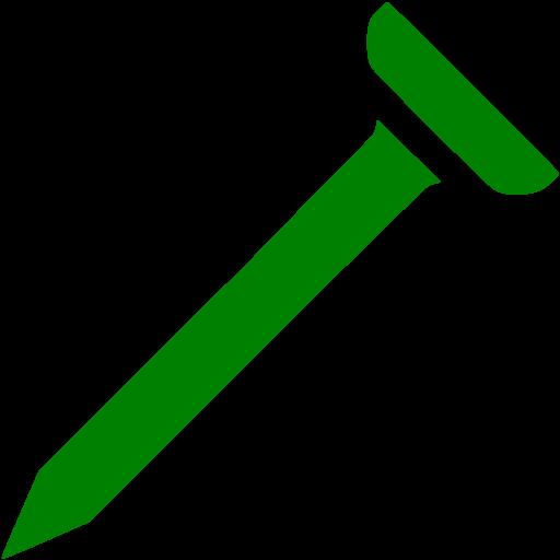 Green Nail Icon