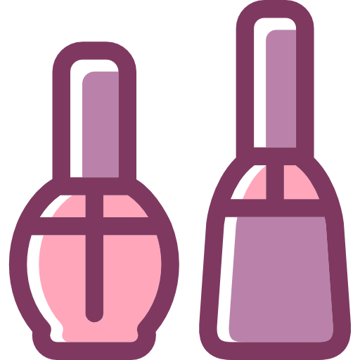Nail Polish Icons Free Download