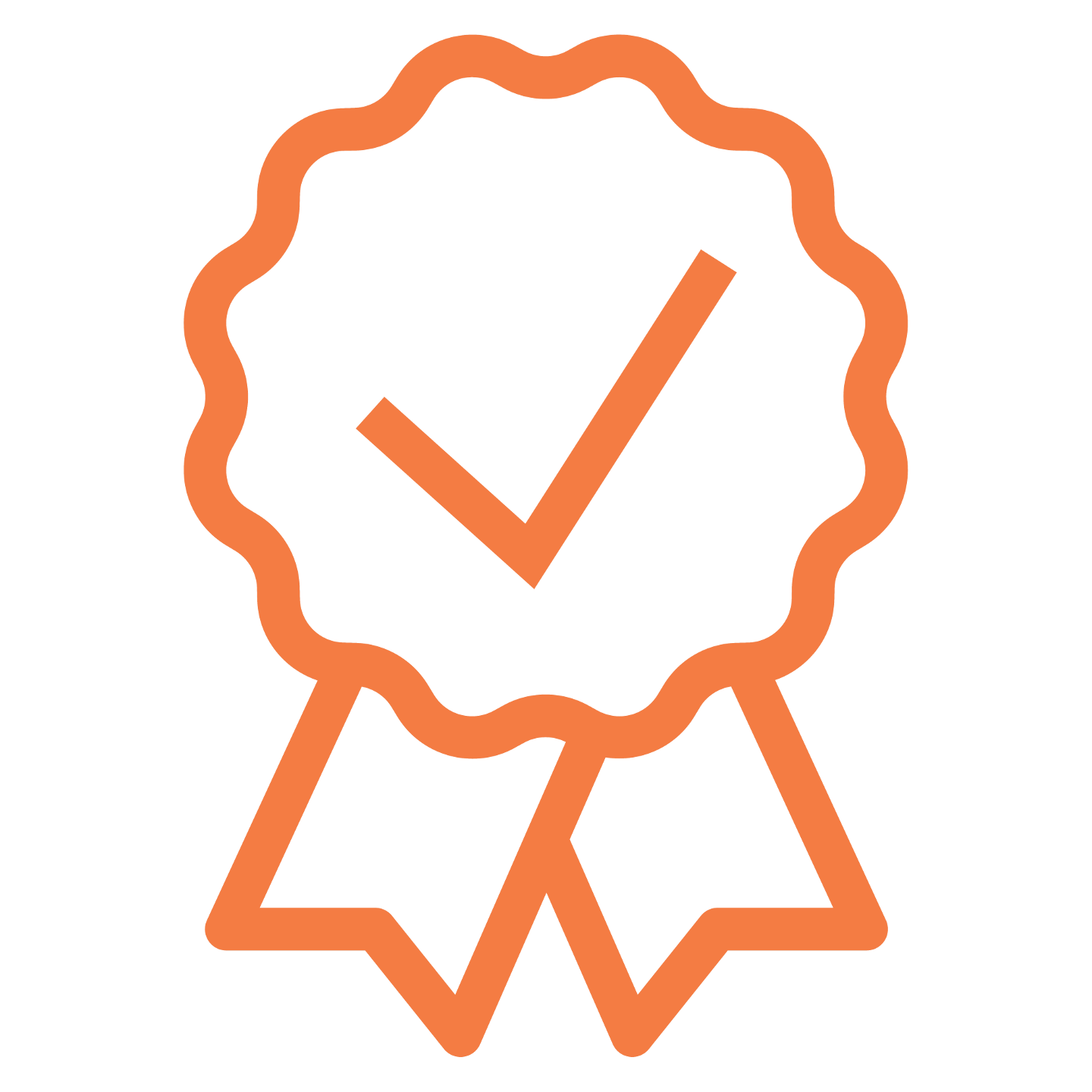 Image Guarantee Badge Icon