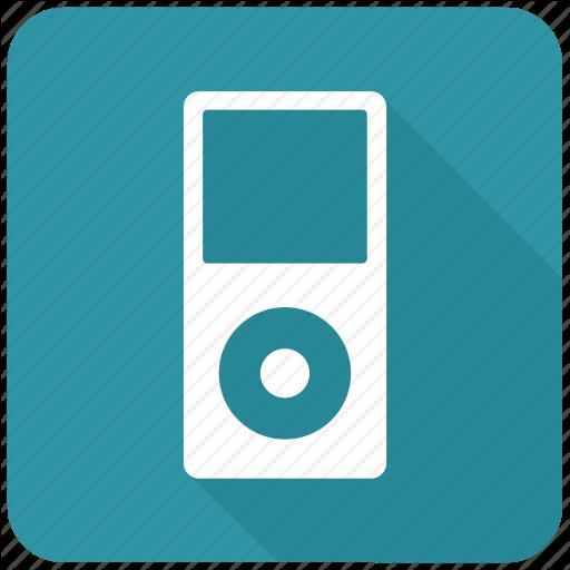 App, Apple, Ipod, Itunes, Nano Icon