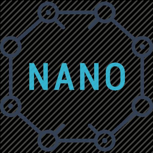 Formula, Nano, Science Icon