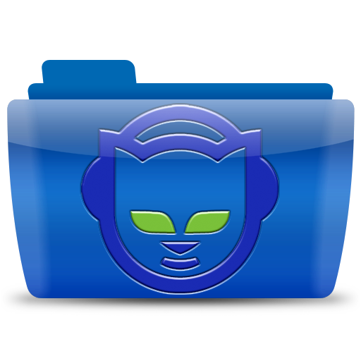 Napster, Folder, Icon Free Of Colorflow Icons