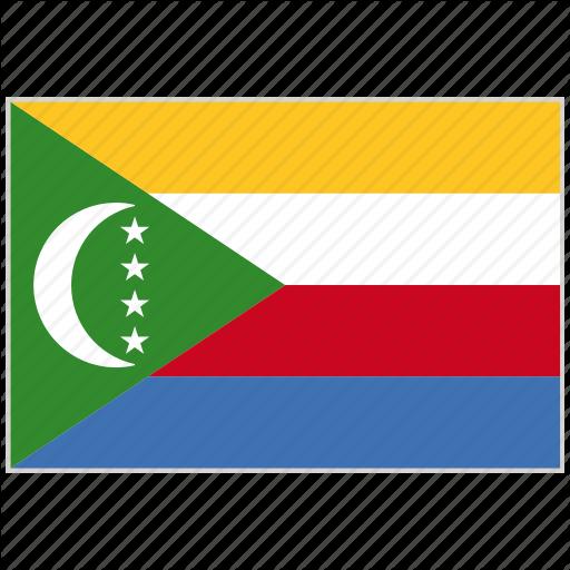 Comoros, Comoros Flag, Country, Flag, National, National Flag