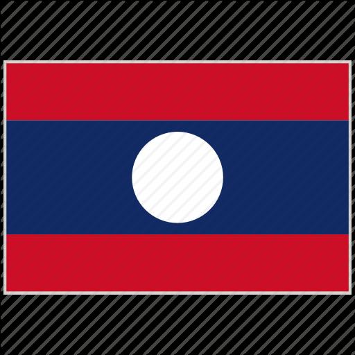 Country, Flag, Laos, Laos Flag, National, National Flag, World