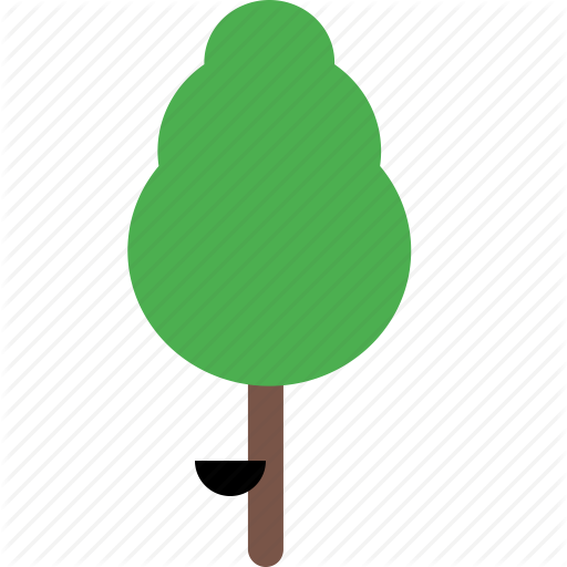 Pictures Of Park Tree Icon