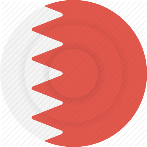 Bahrain, Country, Flag, Geography, National, Nationality Icon