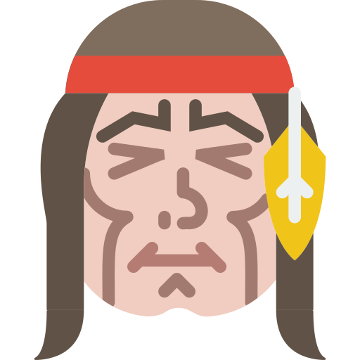 Native American Png Icon