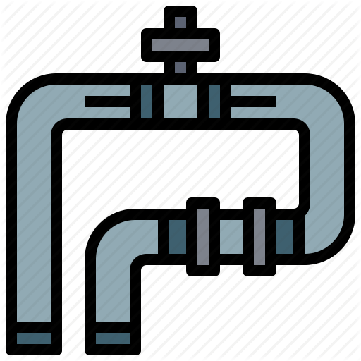 Buildings, Gas, Industrial, Industry, Oil, Pipe, Valve Icon