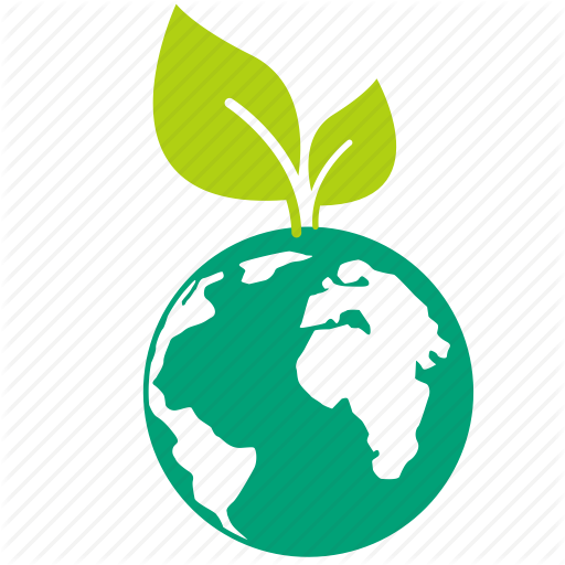 Earth, Eco, Ecology, Environment, Green, Nature, World Icon