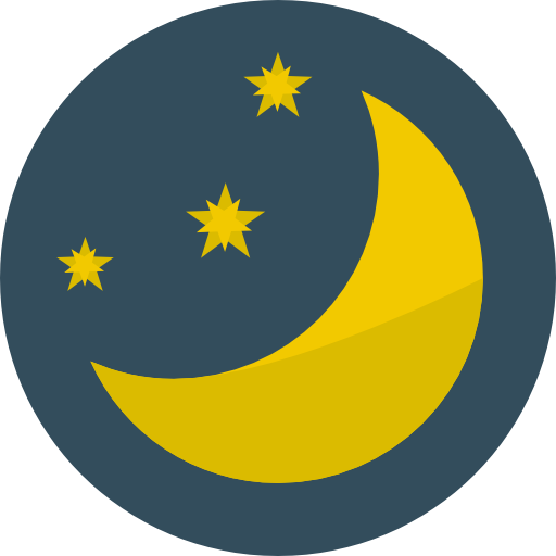 Moon Nature Icon
