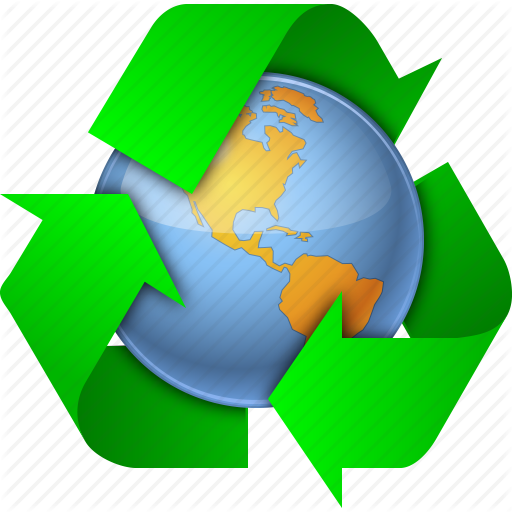 Earth, Ecology, Environment, Globe, Nature, Recycle, Recycling Icon