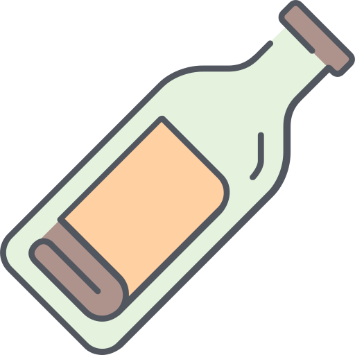 Message In A Bottle Png Icon