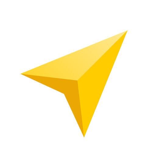Yandex Navi Navigation, Maps