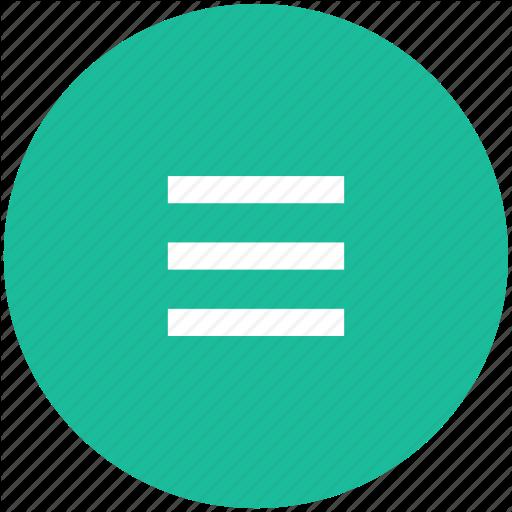 Bar, Menu, Mobile, Navigation Icon