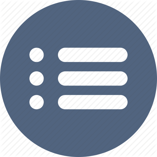 Bar, Menu, Navigation Icon