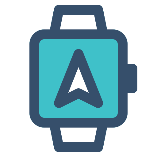 Smart, Watch, Navigation Icon Free Of Smart Watch