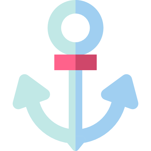 Navy, Tattoo, Tools And Utensils Icon