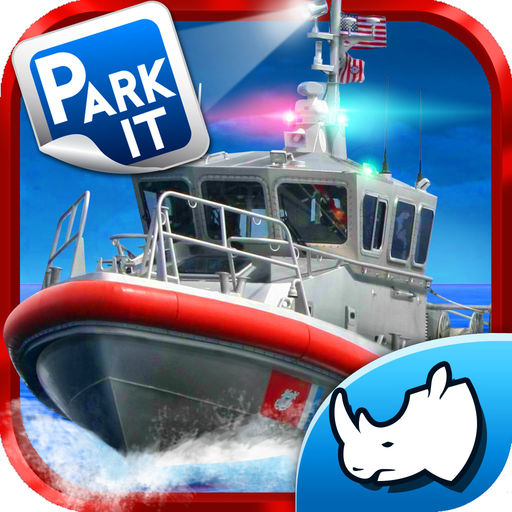 Boat Game Police Navy Ship Emergency Parking