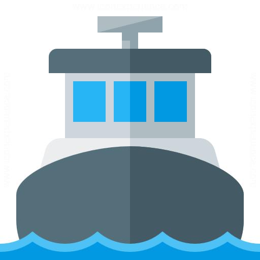 Iconexperience G Collection Ship Icon