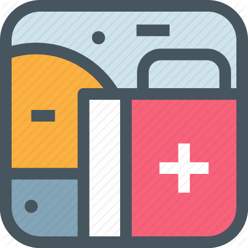 Box, Doctor, Health, Hospital, Medical, Medicine Icon