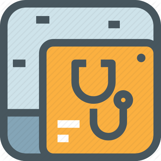 Doctor, Health, Hospital, Information, Medical, Schedule Icon