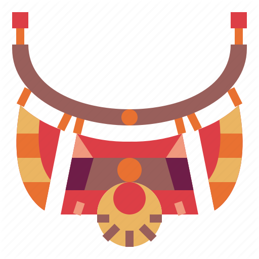 Cultures, Fashion, Jewelry, Necklace Icon