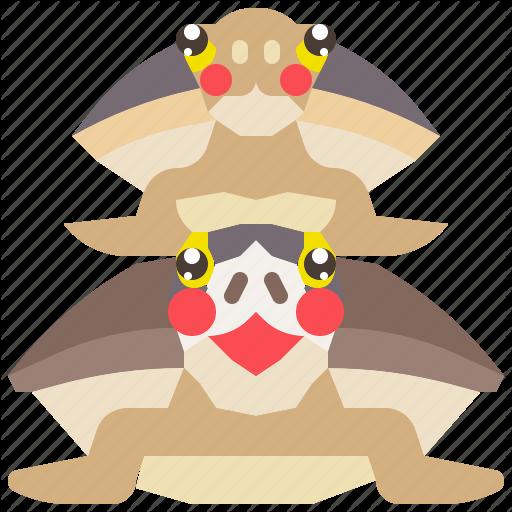 Animal, Reptile, Tortoise, Turtle, Wildlife Icon