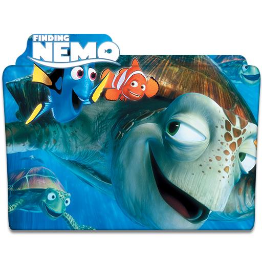 Finding Nemo Folder Icon