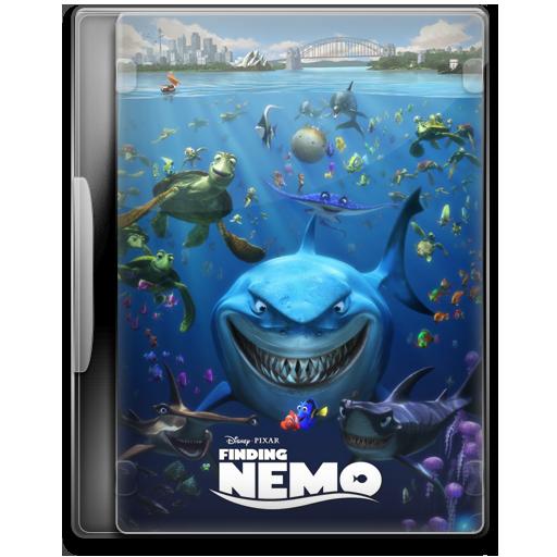 Finding Nemo Icon Movie Mega Pack Iconset
