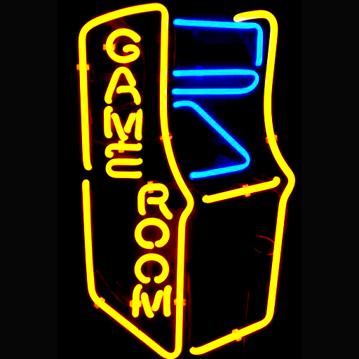 Arcade Neon Perfect For The Man Cave Decor Business
