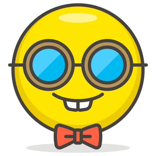 Nerd Icon at GetDrawings com   Free Nerd Icon images of different color