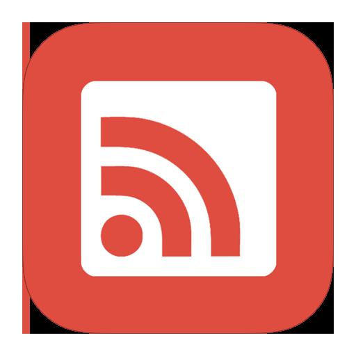Metroui Google Reader Icon Style Metro Ui Iconset