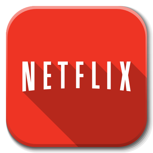 Apps Netflix Icon Flatwoken Iconset Alecive