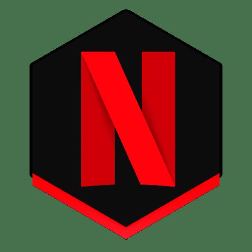 Netflix Icon Desktop Shortcut