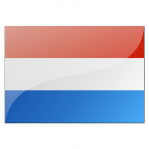 Iconexperience V Collection Flag Netherlands Icon