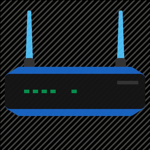 Device, Internet, Modem, Network, Router, Wi Fi, Wireless Icon