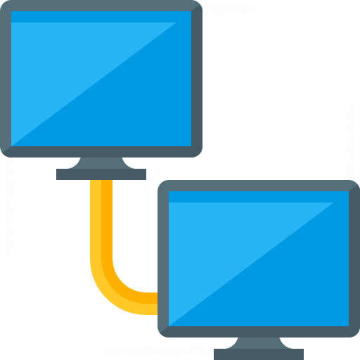 Iconexperience G Collection Client Network Icon