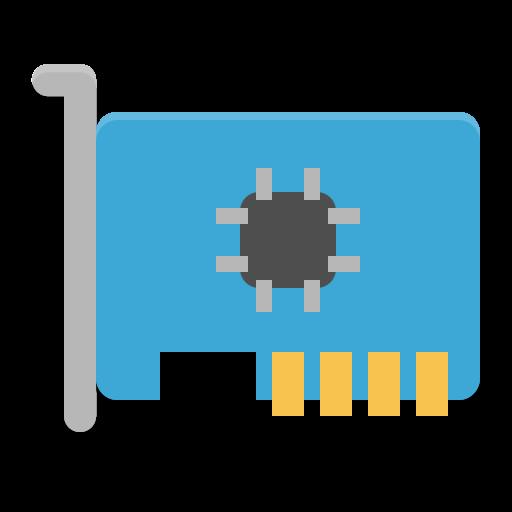 Network Card Icon Papirus Devices Iconset Papirus Development Team