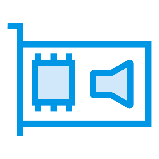 Soundcard, Computing, Smartcard, Lancard, Network, Contact, Lan Icon