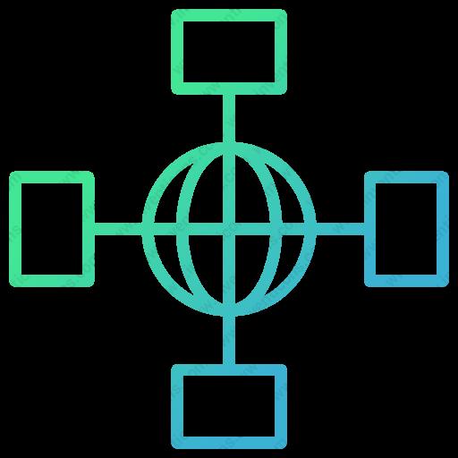 Download Network Icon Inventicons
