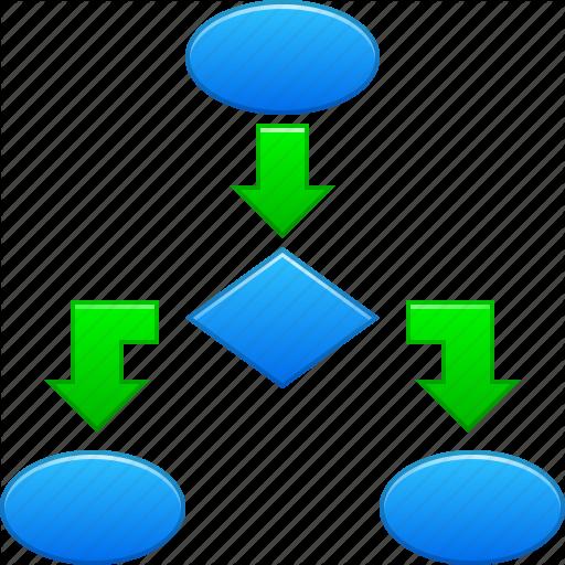 Flow Diagram Icons