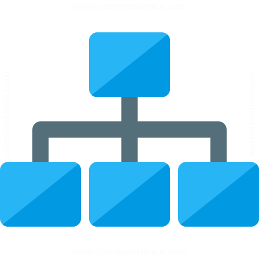 Iconexperience G Collection Elements Hierarchy Icon