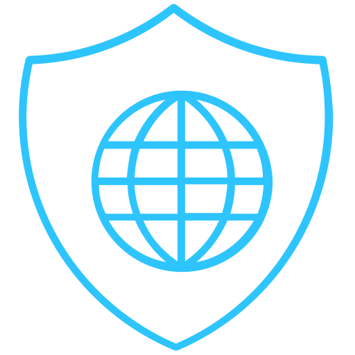 Network Security, Advantages, Appropriate Icon With Png And Vector