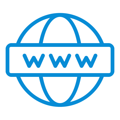 Globe, Web, Internet, Link, World, Network Icon