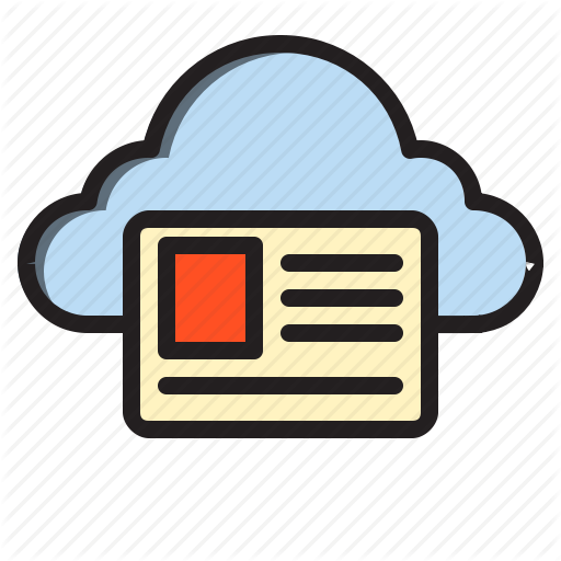 Card, Clouds, Computer, Intrface Icon