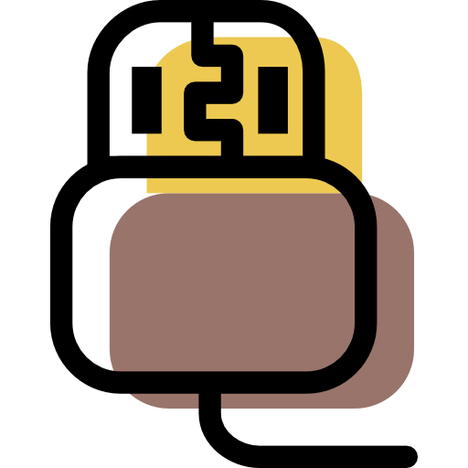 Port, Multimedia, Cable, Technology, Connection, Usb Icon