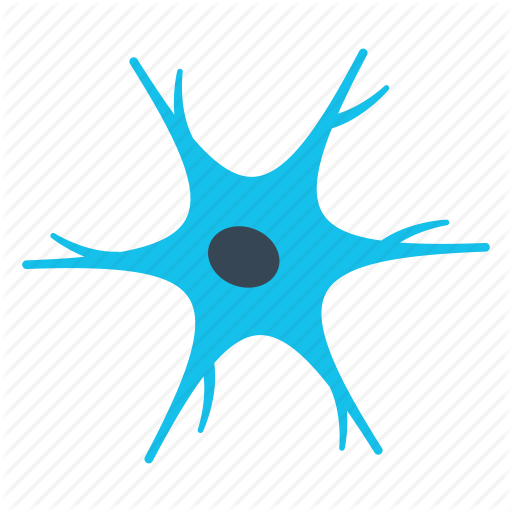Disorders, Nervous, Neuron, System Icon