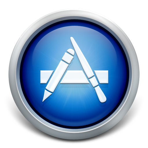 Blue App Icon Images