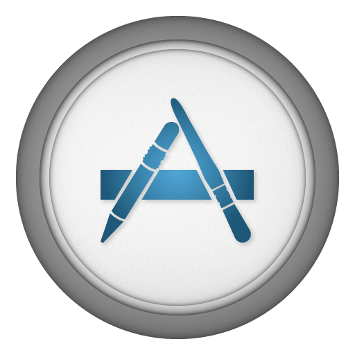 Appstore Icon Mac Apps Iconset